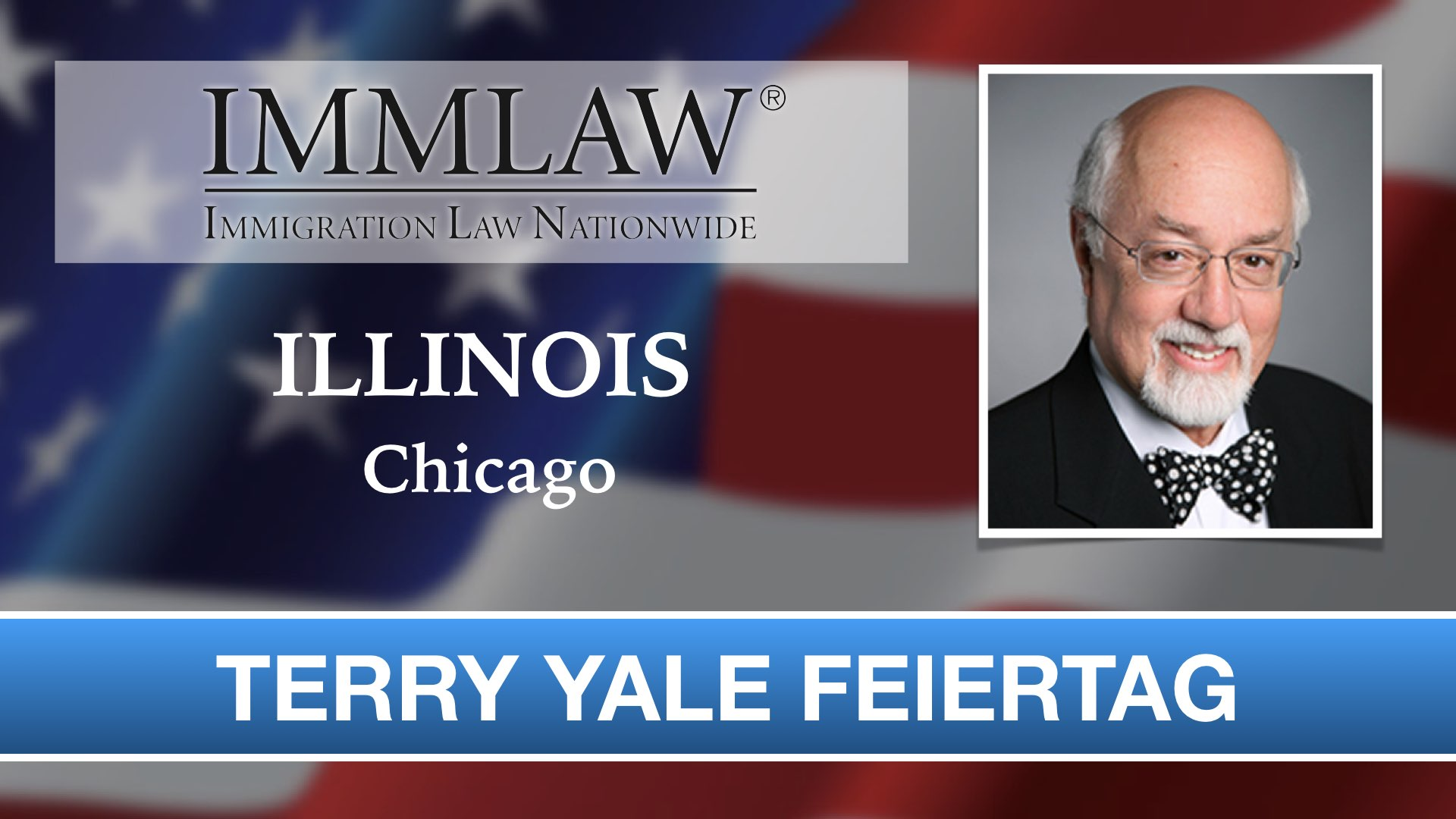 Terry Yale Feiertag, Immigration Lawyer